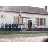 Rendőrségi körzeti megbízotti iroda átadása (2)