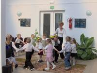 2005. Harrach Péter látogatása az Idősek Otthonában (2)
