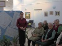 2005. Harrach Péter látogatása az Idősek Otthonában (4)