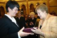 2008. Idősbarát önkormányzat díj átadása (1)