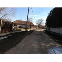 Belterületi utak és járdák korszerűsítése (1)