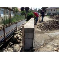 Belterületi utak és járdák korszerűsítése (8)