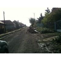Belterületi utak és járdák korszerűsítése (15)
