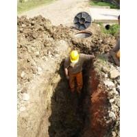 Szennyvízberuházás munkálatai (3)